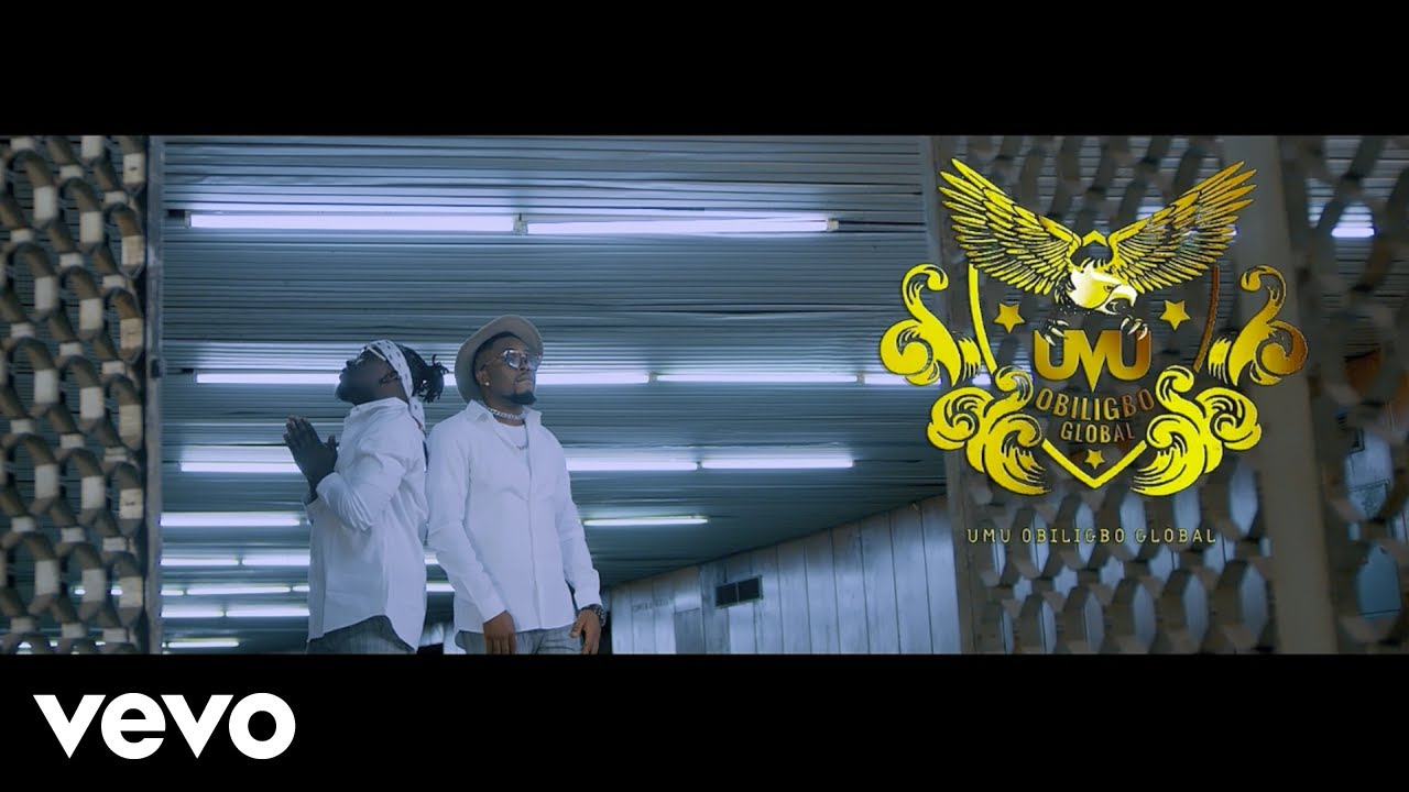 Umu Obiligbo Ft. Victor AD - On God (Official Video)