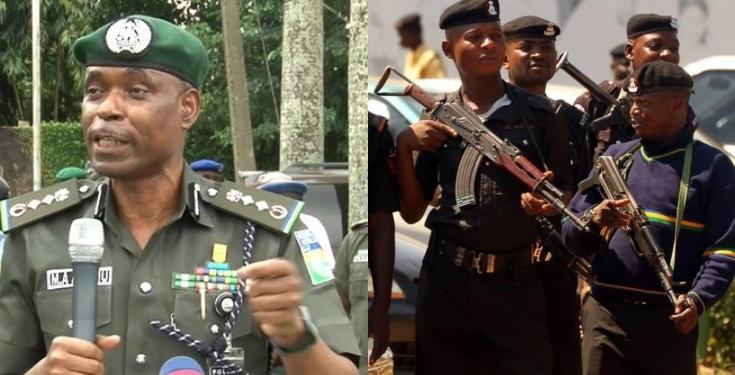 Use your Firearms when your Life is in Danger - IGP tells Police Officers (Watch Video)