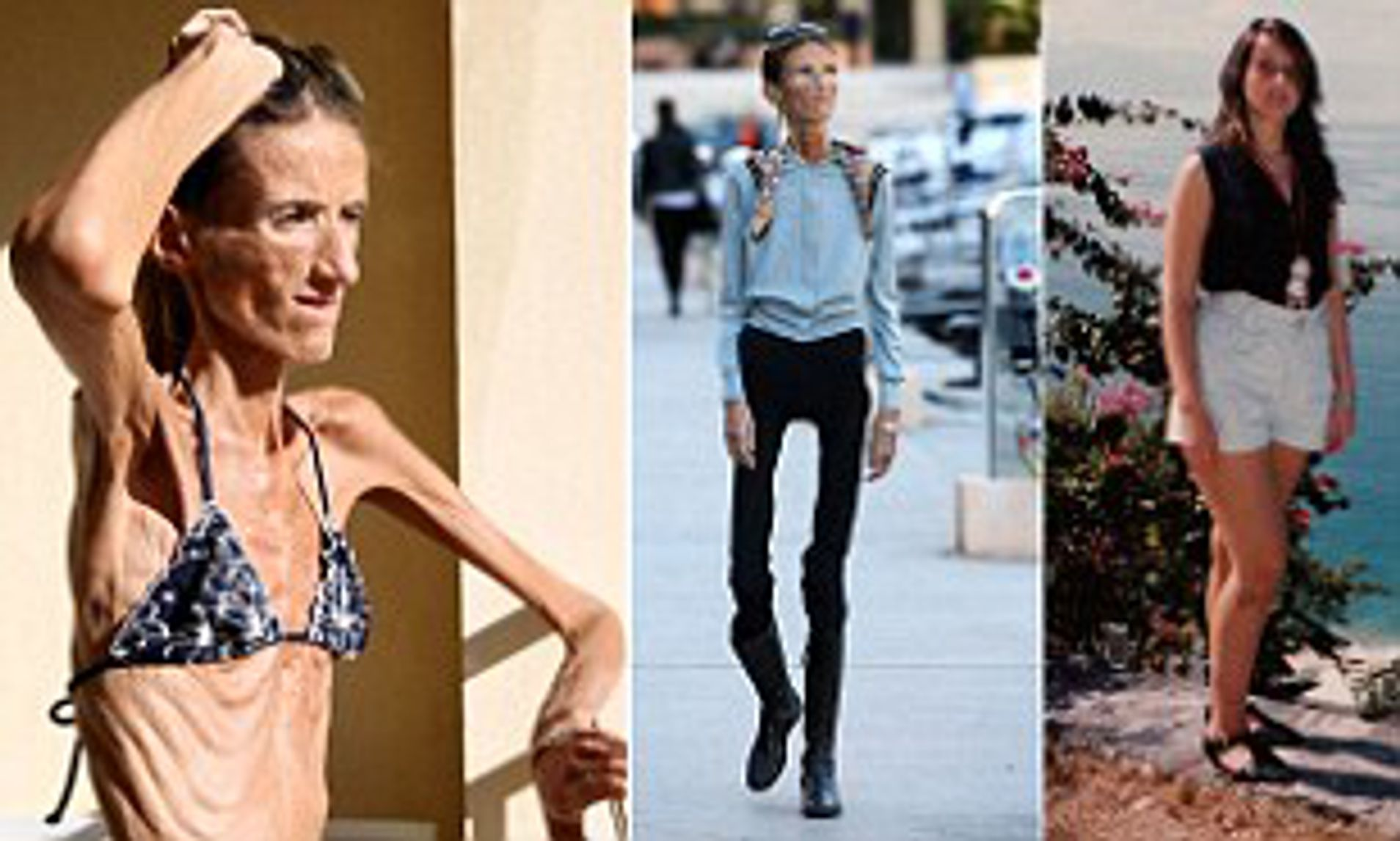 Valeria Levitin: The World Skinniest Woman You should Know