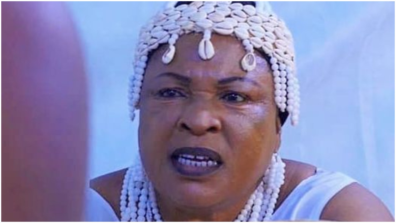 Veteran Yoruba Movie Actress, Orisabunmi is Dead