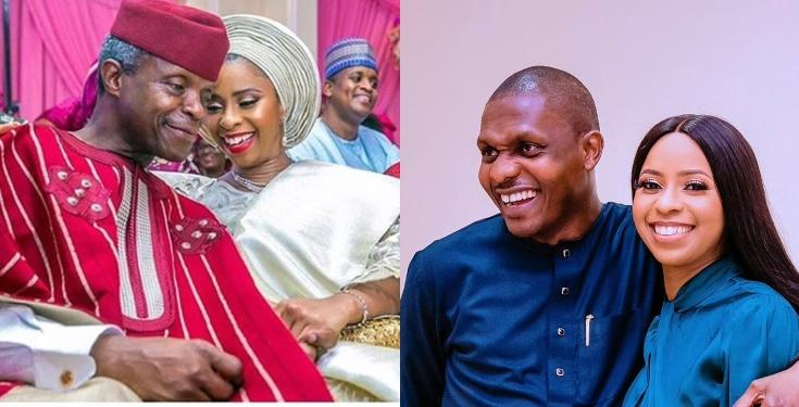 Vice President Osinbajo becomes a Grand Father