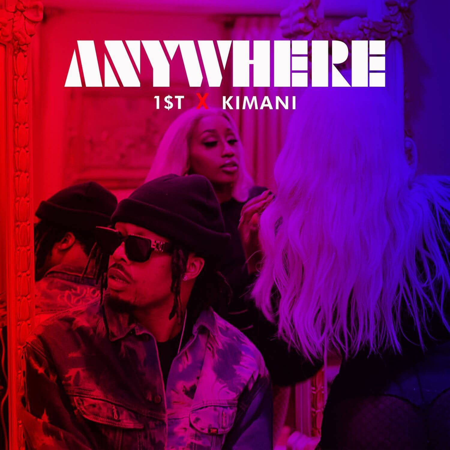Victoria Kimani Ft. FKI 1st - Anywhere