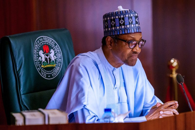 'Violence Must Stop' - President Buhari Declares As He Speaks On Lekki Shooting