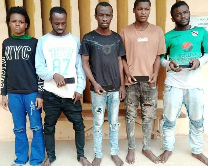 We Don't Need Bank Insider To Transfer Money From Victims Phone ― Suspects (Photo)