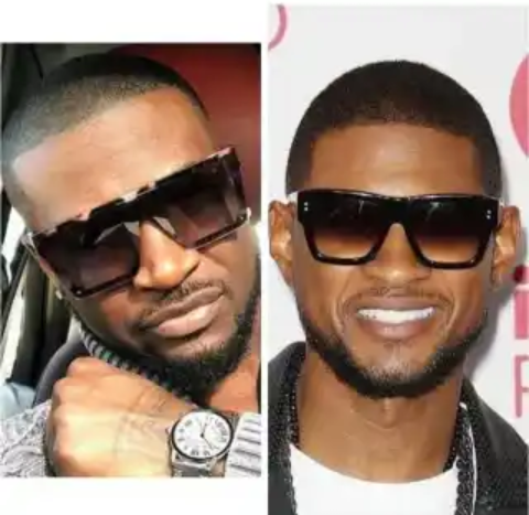 We need to ask my dad over resemblance with Usher - Peter Okoye