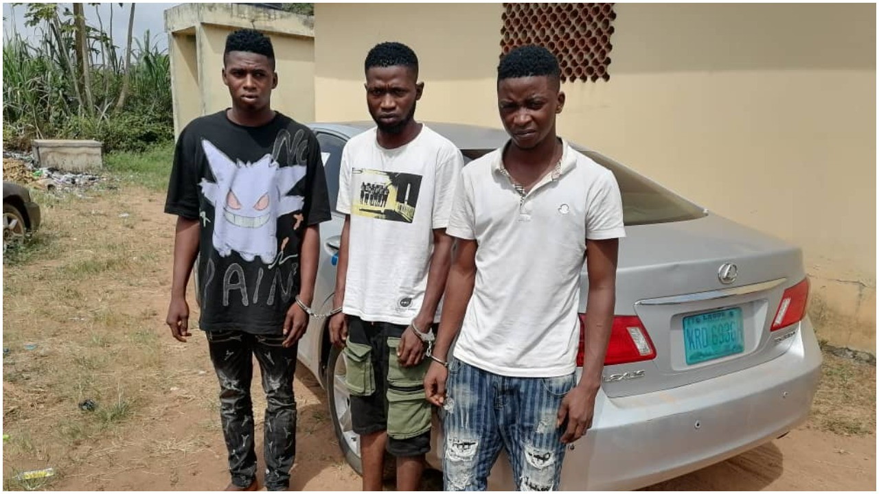 We Raped Teenager thinking Police no longer Works - Suspects Confess In Ogun State