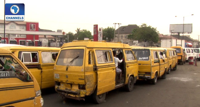 Coronavirus: Wear Mask & Glove Lagos Govt. Order All Commercial Drivers