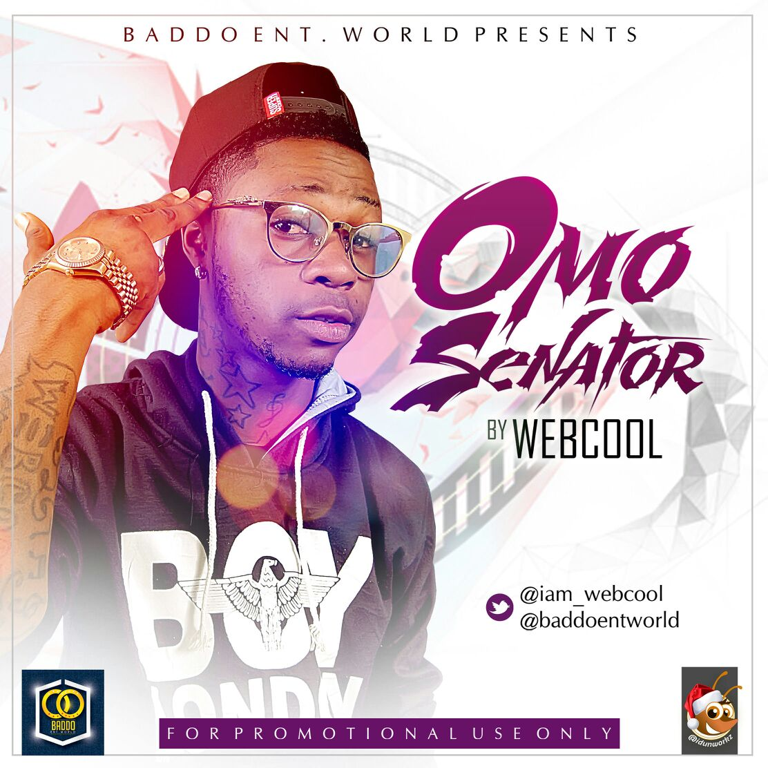 Webcool - Omo Senator (Prod. By Young Tee)
