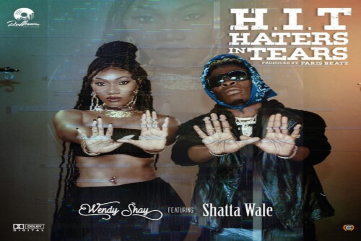 Wendy Shay Ft. Shatta Wale - Haters In Tears (H.I.T)