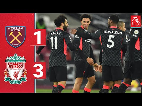 West Ham 1-3 Liverpool