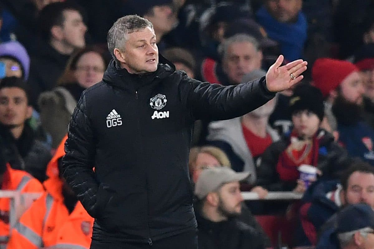 West Ham vs Man Utd: What Solskjaer told his Players at half time of 3-1 Win