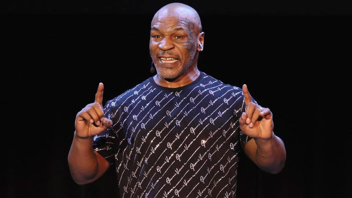 What Mike Tyson said after boxing Bout with Roy Jones Jr