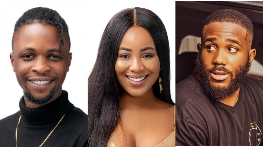 What Nigerians Are Saying About Laycon, Kiddwaya, Erica Love Triangle