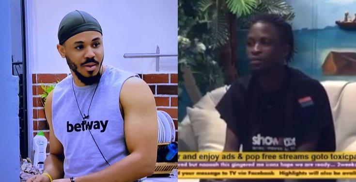 #BBNaija: Why I want Ozo out of Lockdown House - Laycon
