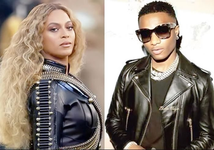 "Wizkid And Beyonce Shoot Video for ""Brown Skin Girl"" to be released soon"