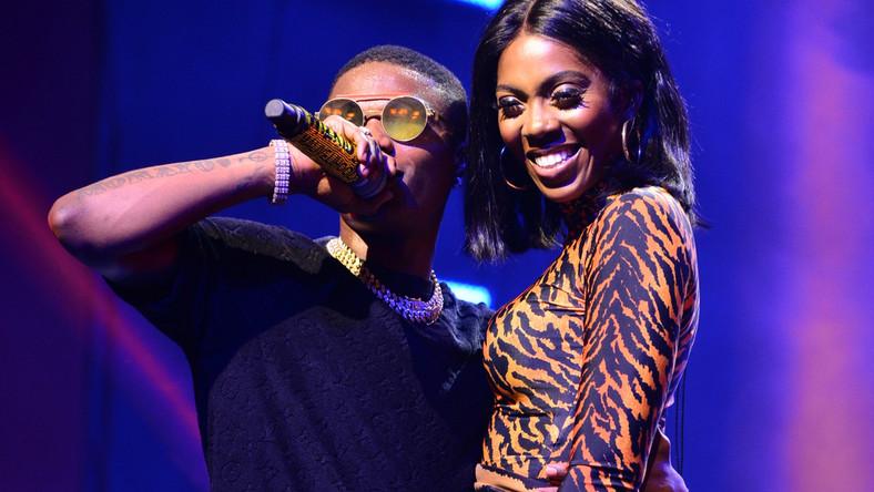 Wizkid And I Are Friends With Benefits - Tiwa Savage