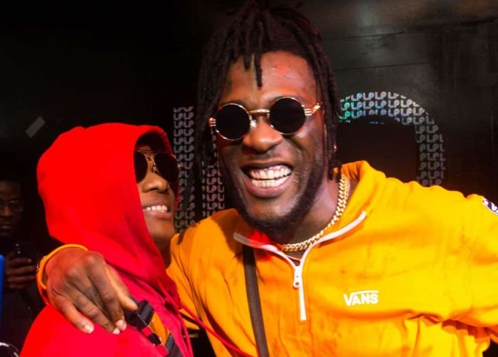 Wizkid Ft. Burna Boy - Ginger (Snippet)