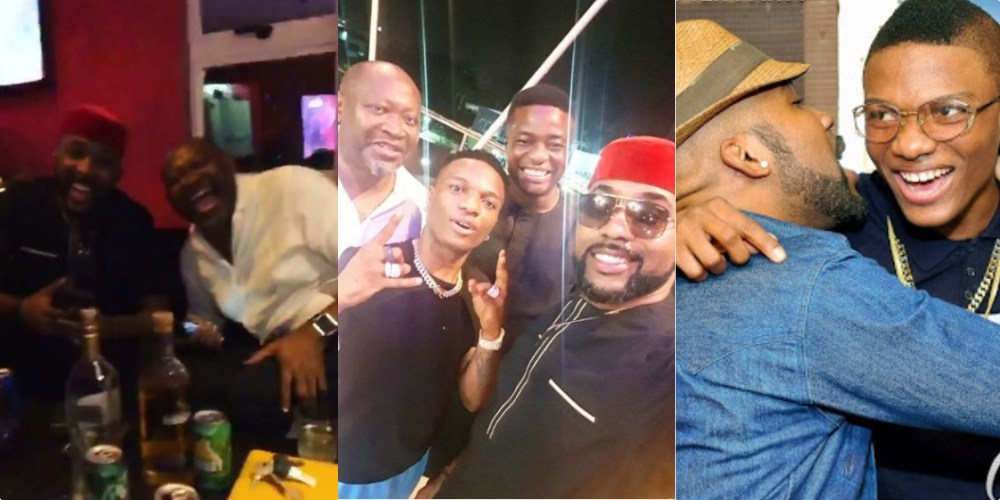 Wizkid Pays Homage To Banky W and Captain Tunde Demerun For Changing His Life