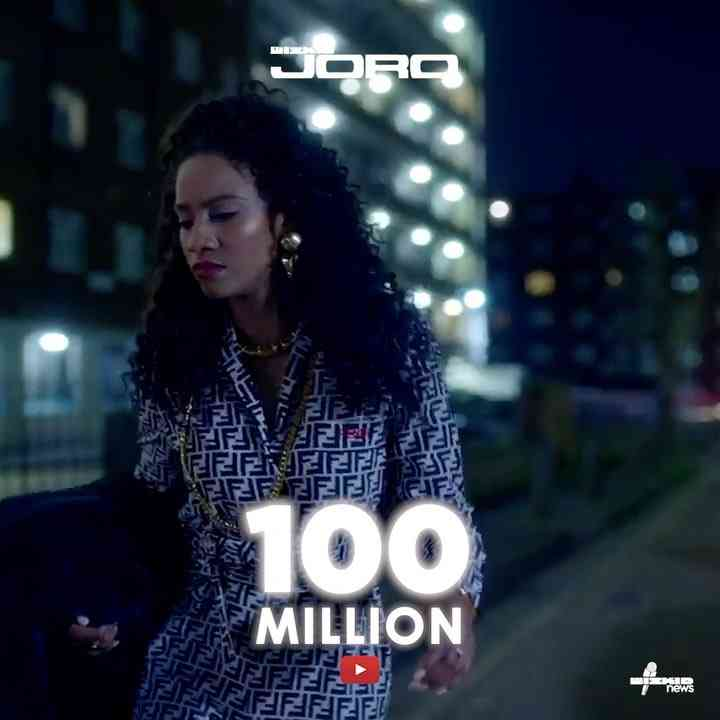 "Wizkid Records Another 100 Million Views On YouTube With His 2019 Hit Song, ""Joro"""