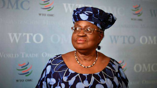 WTO Confirms Okonjo-Iweala As Director-General