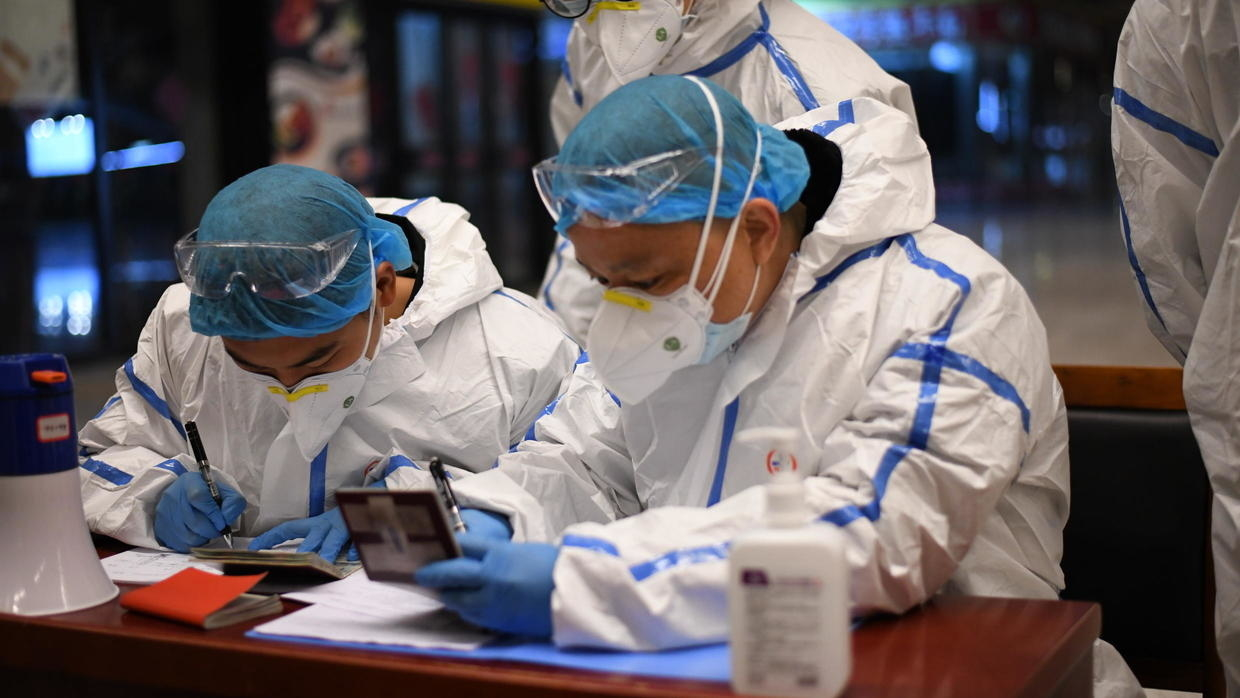 Coronavirus: Wuhan reopens after COVID-19 Lockdown