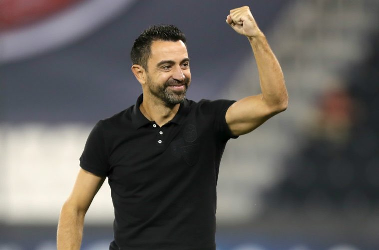 Xavi Reiterates Desire To Manage Barcelona