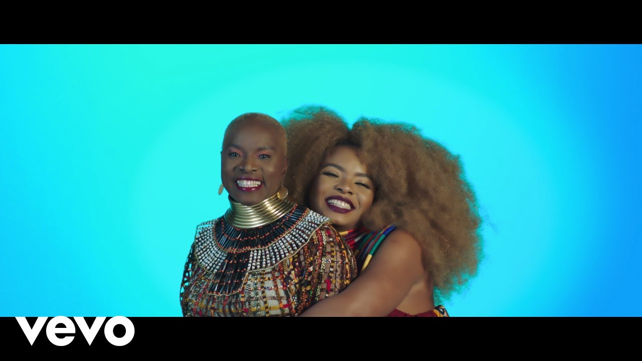 Yemi Alade Ft. Angelique Kidjo - Shekere (Official Video)