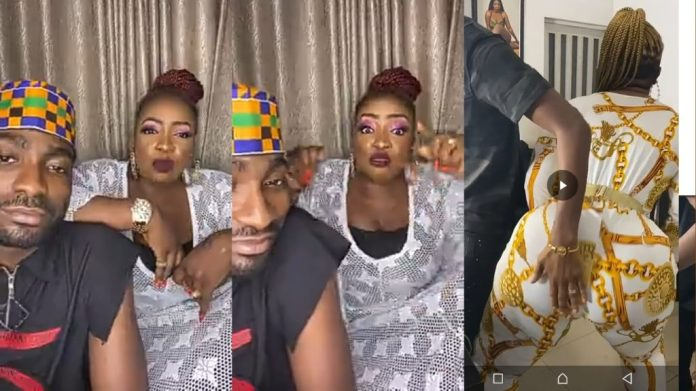 """You can insult me but don't ever try it with my husband"" – Anita Joseph warns"