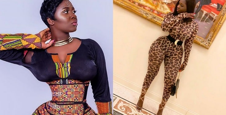 """You had a Miscarriage Because of your Tiny Waist"" - Lady Drags Princess Shyngle"