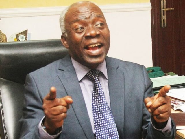 You Negotiate With Terrorists, Dialogue With EndSARS Protesters – Falana