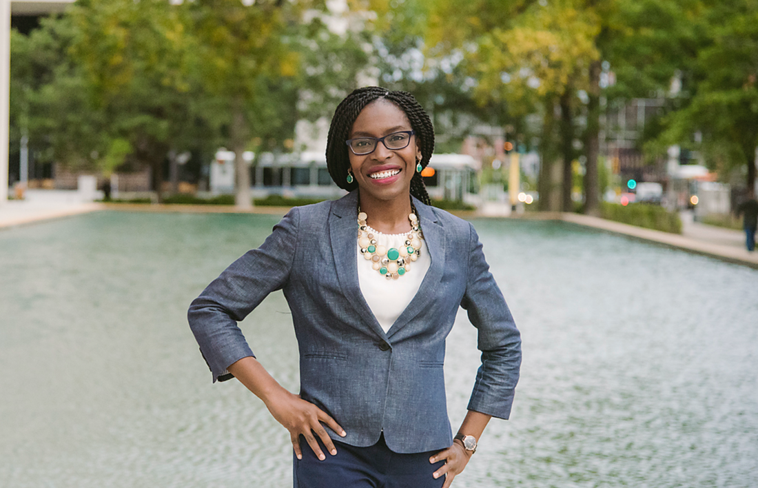 Young Nigerian Woman Wins US State Assembly Seat (See Photo)