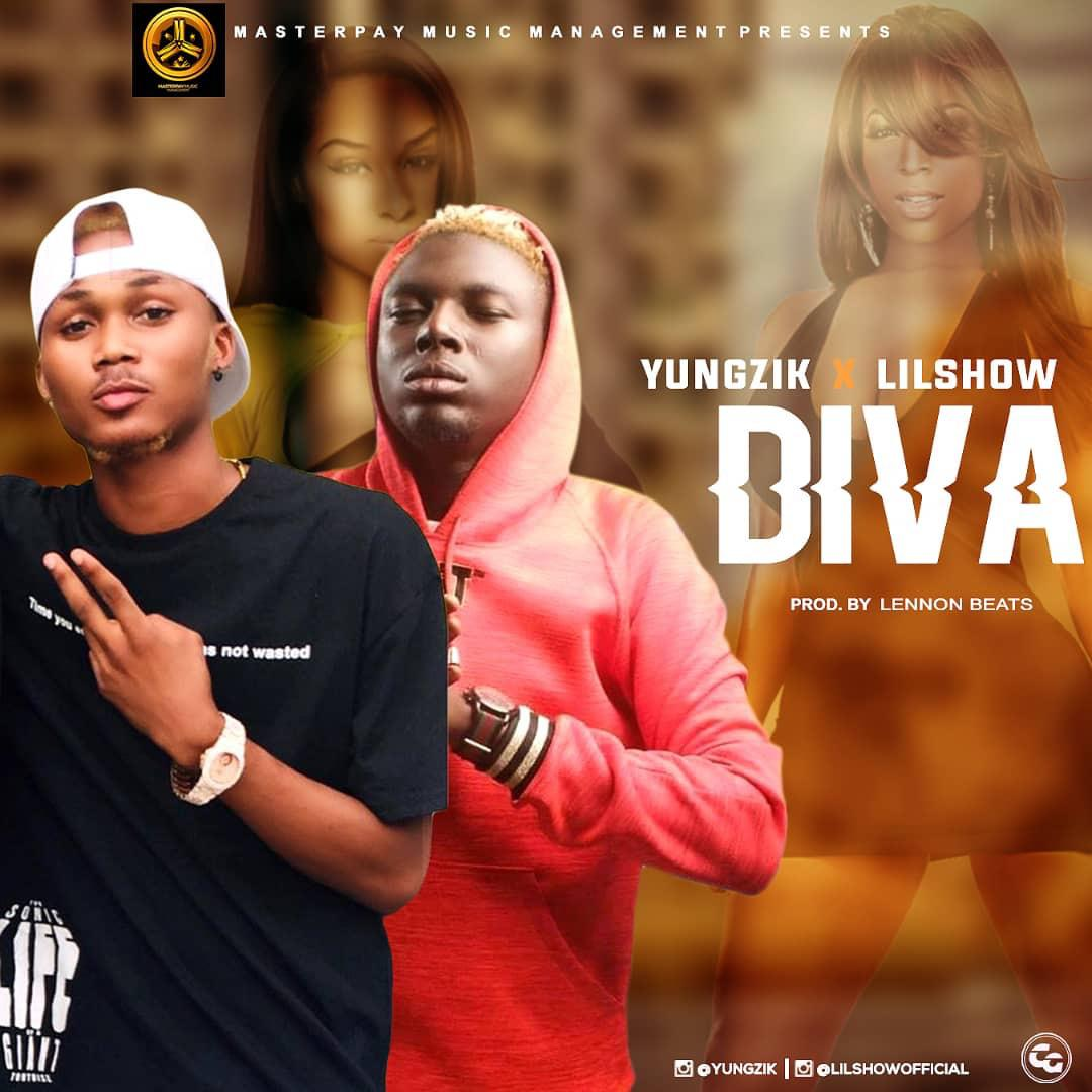 Yungzik Ft. Lil Show - Diva