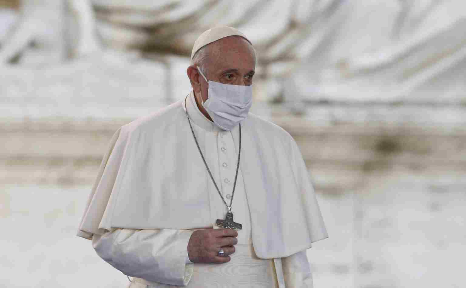 Zamfara schoolgirls: Pope Francis reacts to abduction of 317 female students by bandits