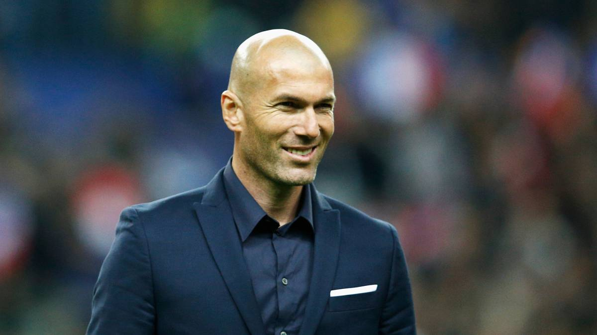 Zidane names best French striker ever