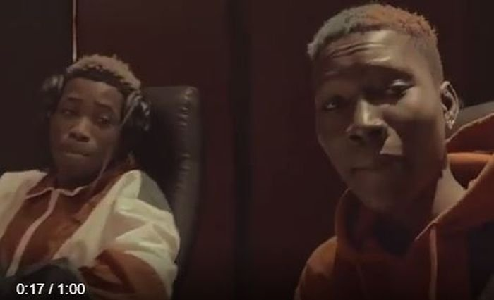 "Zinoleesky And Lil Frosh Set To Drop A New Song Titled ""Omo Ologo"" (Watch Snippet)"