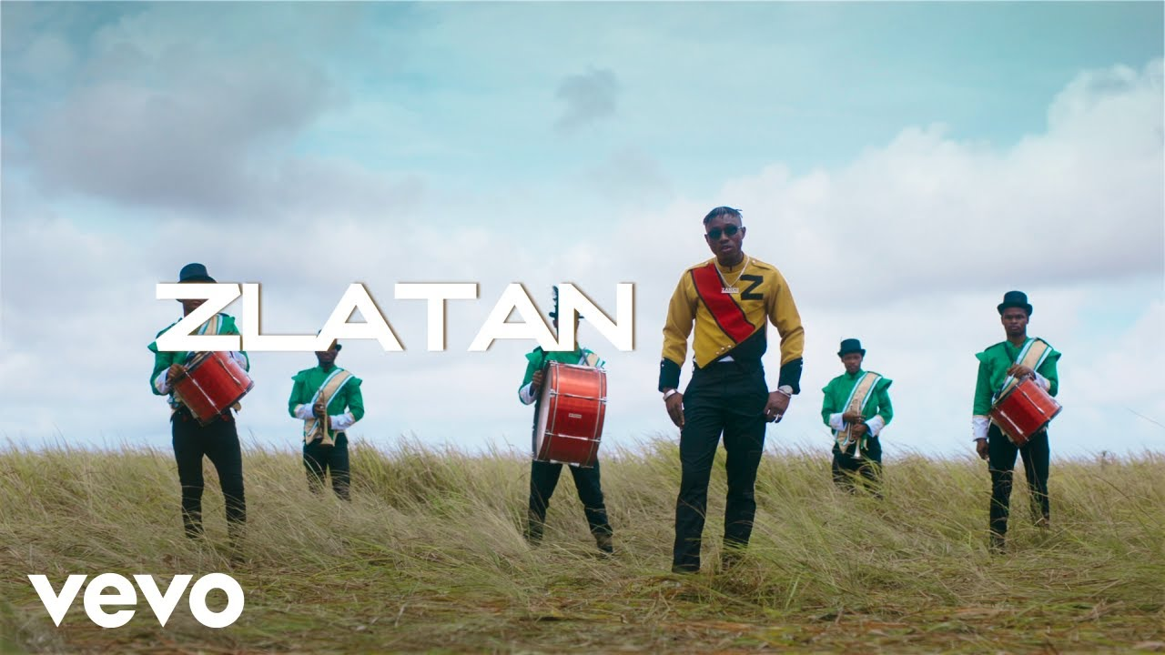 Zlatan - Lagos Anthem (Official Video)