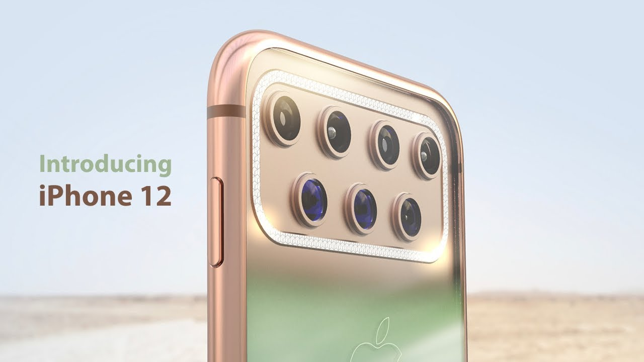 Apple to Launch New iPhone 12 and 12 Pro (Release Date, News and Features)