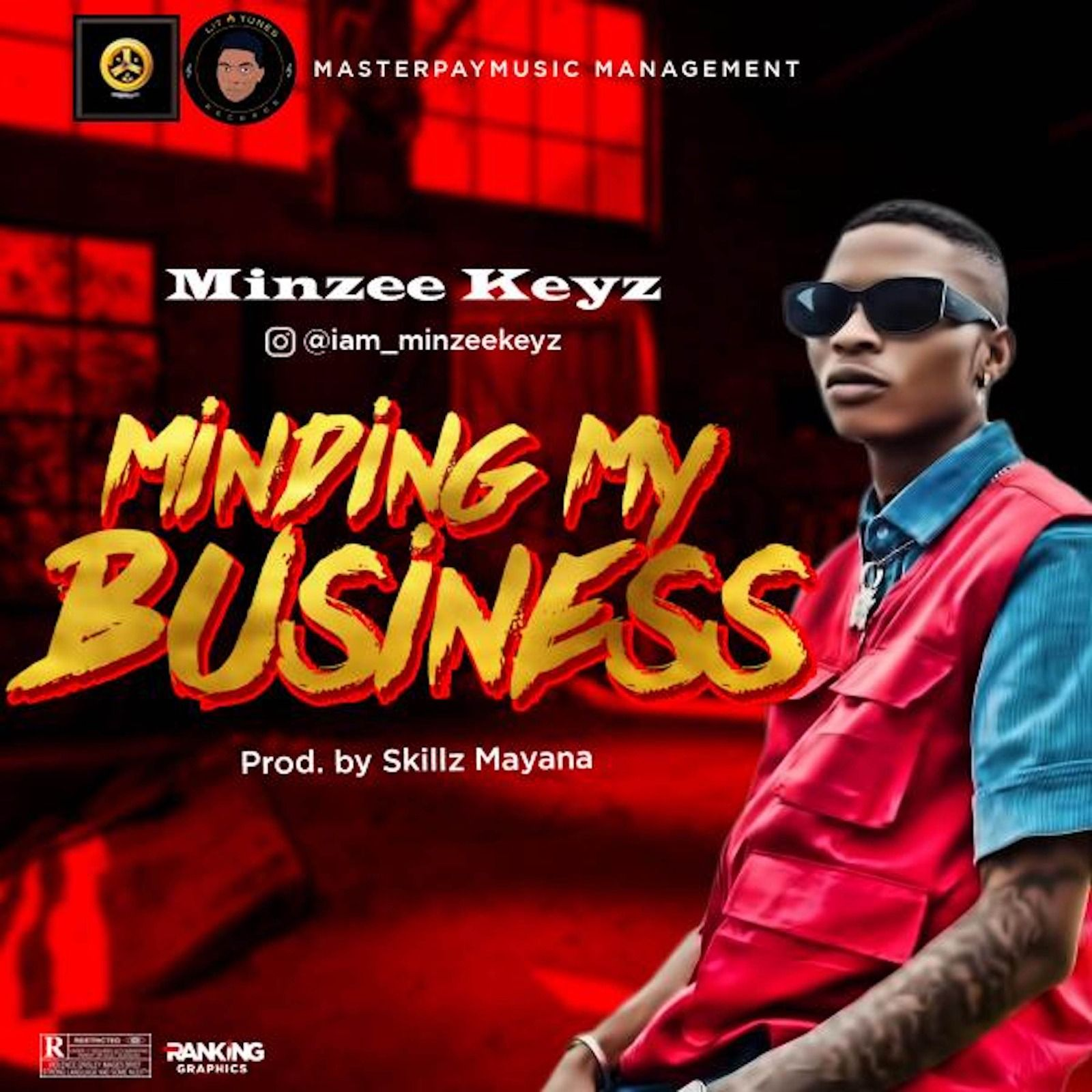 Minzee Keyz - Minding My Business