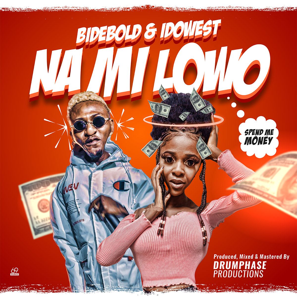 BideBold Ft. Idowest - Na Mi Lowo (Prod. By Drumphase)