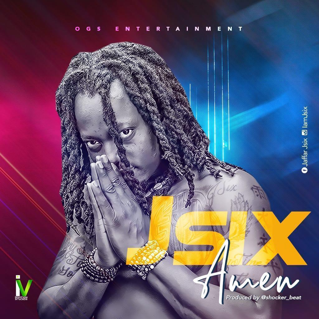 JSIX - Amen (Prod. By Shocker)